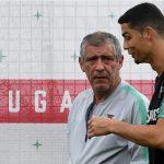 HLV Bồ Đào Nha: 'Không đội nào tiến bộ khi thiếu Ronaldo'