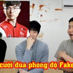 Fan Việt bức xúc khi HLV CvMax cười đùa về phong độ hiện thời của Faker