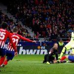 Barca thoát thua Atletico nhờ bàn gỡ phút 90