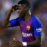 Dembele giải cứu Barca ở vòng hai La Liga