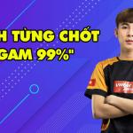 """Divkid chính thức gia nhập Team Flash, tiết lộ từng """"99% vào GAM"""""""