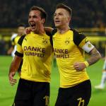 Marco Reus đưa Dortmund trở lại với chiến thắng ở Bundesliga