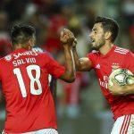 Benfica, PSV vào vòng bảng Champions League