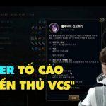 Nghi vấn tuyển thủ VCS toxic trong rank Hàn, bị Faker tố cáo tội xúc phạm