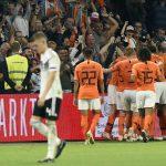 Đức lập kỷ lục buồn ở trận thua Hà Lan