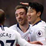 Son Heung-min giúp Tottenham lên nhì bảng