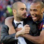 Thierry Henry chịu ảnh hưởng từ Wenger và Guardiola