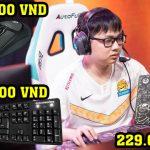 Cư dân mạng sửng sốt khi SofM dùng combo gear net cỏ Việt Nam để tiến công CKTG!!!