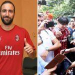 Higuain: 'Tôi thực sự không muốn rời Juventus'