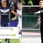Keisuke Honda bị châm chọc vì vắng mặt ở trận đấu của Campuchia