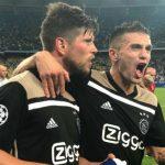 Cựu vô địch Ajax vào vòng bảng Champions League