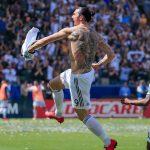 Ibrahimovic giành giải Bàn thắng đẹp nhất năm ở Mỹ