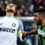 Inter trượt ngã ngay ở trận mở màn Serie A