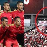 Khó khăn bủa vây Indonesia sau trận thua Singapore