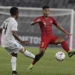 Indonesia nhọc nhằn thắng ngược Timor Leste