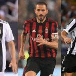 HLV Juventus xác nhận đẩy đi Higuain, Caldara, mua lại Bonucci