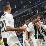 Ronaldo kiến tạo, đưa Juventus qua vòng bảng