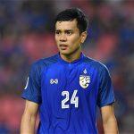 Hậu vệ Thái Lan: 'Sân Bukit Jalil càng đông càng tốt'