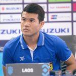 Đội trưởng Lào thừa nhận là fan cứng của Việt Nam