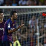 Barca đứt mạch toàn thắng tại La Liga