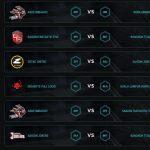 Lịch thi đấu GPL Mùa Hè 2015 ngày thứ nhất