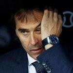 Lopetegui coi nhẹ nguy cơ bị Real Madrid sa thải