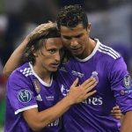 Modric: 'Ronaldo nói tôi xứng đáng giành The Best'