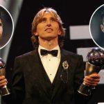 Tin thể thao tối 28/11: Modric vượt Ronaldo giành Quả Bóng Vàng