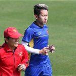 Tuyển thủ Việt Nam phấn khích vì được đối đầu HLV Eriksson