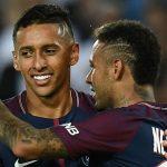 Marquinhos mỉa mai tin đồn Real, Barca sắp mua Neymar