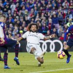 Marcelo trở thành tay săn bàn chủ lực của Real