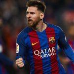 Messi chỉ xếp thứ năm trong cuộc đua Cầu thủ hay nhất UEFA
