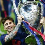 Messi: 'Barca có đội hình đủ giành Champions League'