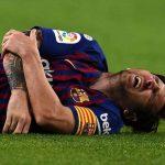 Barca điền Messi vào danh sách đấu Inter