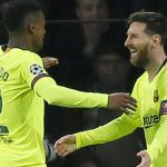 Messi phá kỷ lục của Ronaldo ở Champions League