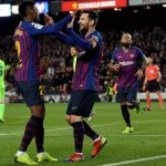 Messi chói sáng khi Barca vào tứ kết Cup Nhà Vua