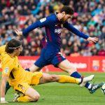 Tin Thể thao tối 5/9: Sao Atletico kêu gọi công bằng cho Messi