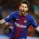 Tin Thể thao tối 17/9: Messi là ứng cử viên Vua phá lưới Champions League