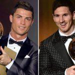 Ronaldo, Messi làm giám khảo giải thưởng mới của France Football