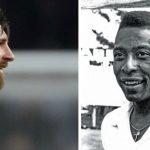 Messi chỉ kém Pele thành tích ghi bàn cho một CLB