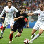 Modric: 'Báo chí Anh đã xem thường Croatia'