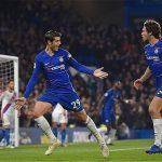 Chelsea trở lại nhì bảng Ngoại hạng Anh