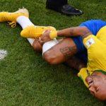 Sao quần vợt tái hiện màn ăn vạ của Neymar
