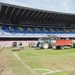 Barca rao bán tên sân Nou Camp