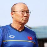 HLV Park Hang-seo: 'AFF Cup là điều khoản đặc biệt trong hợp đồng của tôi'