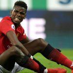 Man Utd có thể vắng Pogba ở vòng ba Cup FA