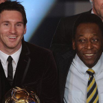 Pele: 'Messi thua xa tôi và Maradona'
