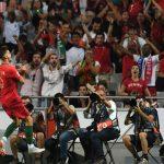 HLV Santos: 'Thật mừng vì Bồ Đào Nha vẫn chơi hay khi thiếu Ronaldo'