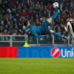 Cú vô lê của Ronaldo đoạt giải Bàn thắng đẹp nhất mùa 2017-2018