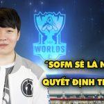 Rookie nhận xét SofM sẽ quyết định khả năng vô địch CKTG của Suning